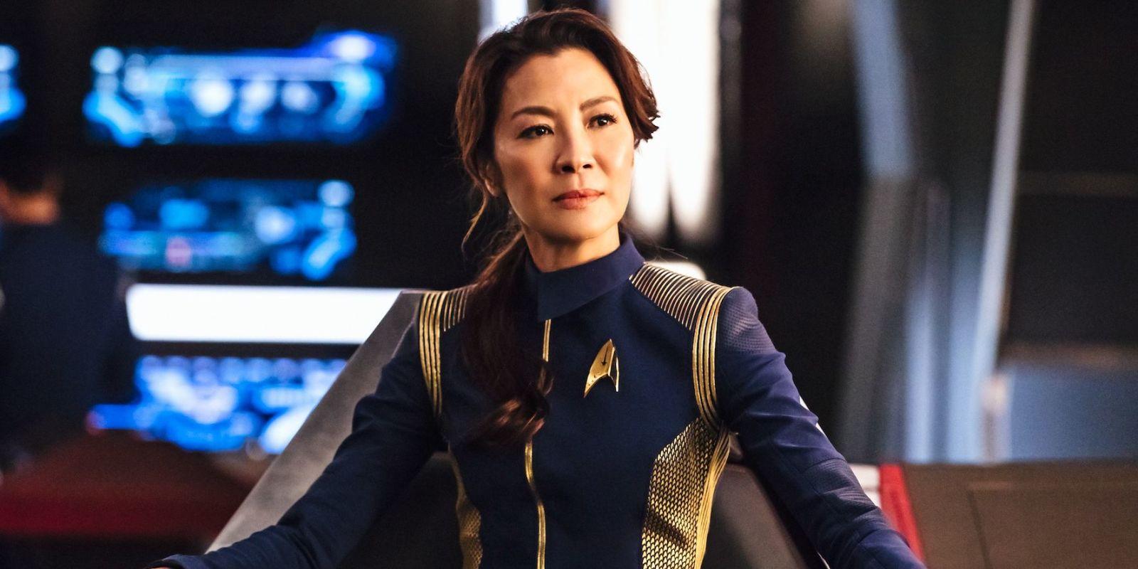 Tan Sri Dato' Seri Michelle Yeoh