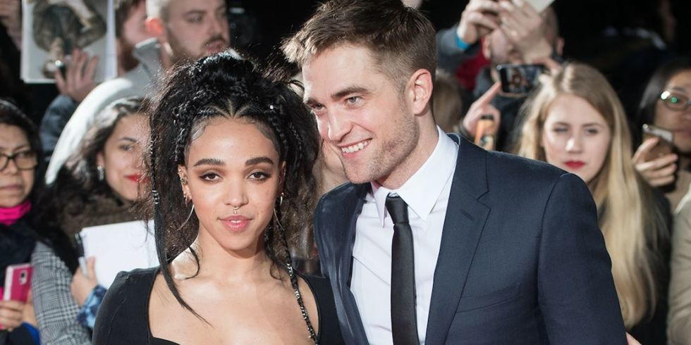 Fka twigs robert pattinson dating 2019