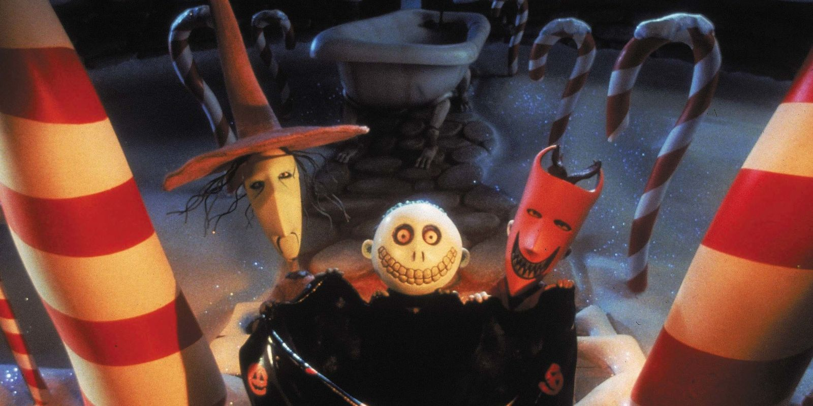 The Nightmare Before Christmas will get a sequel next year