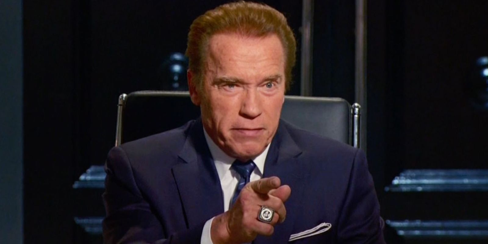Arnold Schwarzenegger & The New Celebrity Apprentice ...