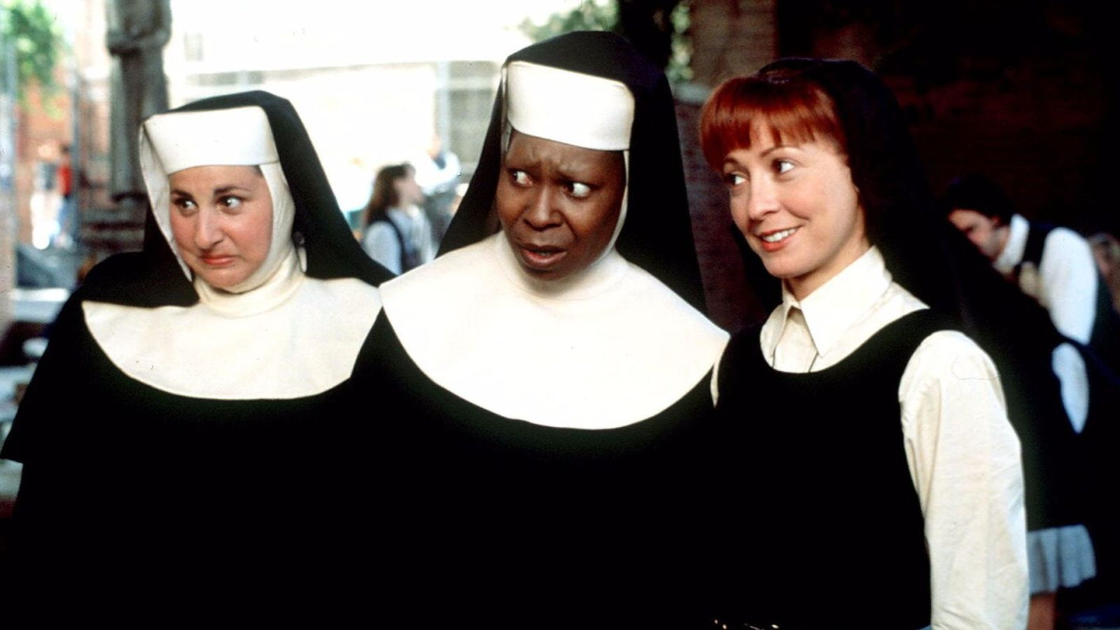 Remember Sister Act's shy but talented singing nun Sister ...