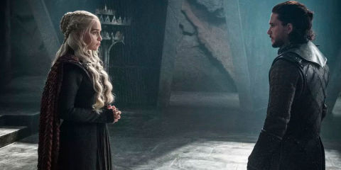 How are Game of Thrones' Jon Snow and Daenerys Targaryen related again?