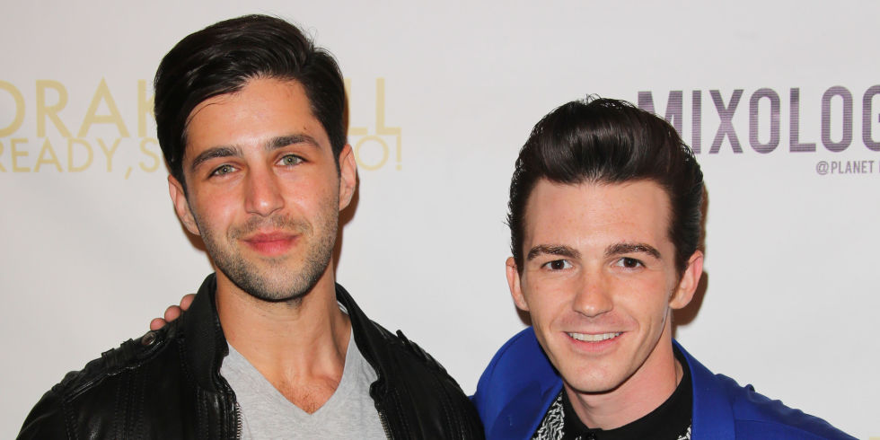josh peck and drake bell attend drake bells album release party for ready steady go - Drake And Josh Christmas Movie Cast