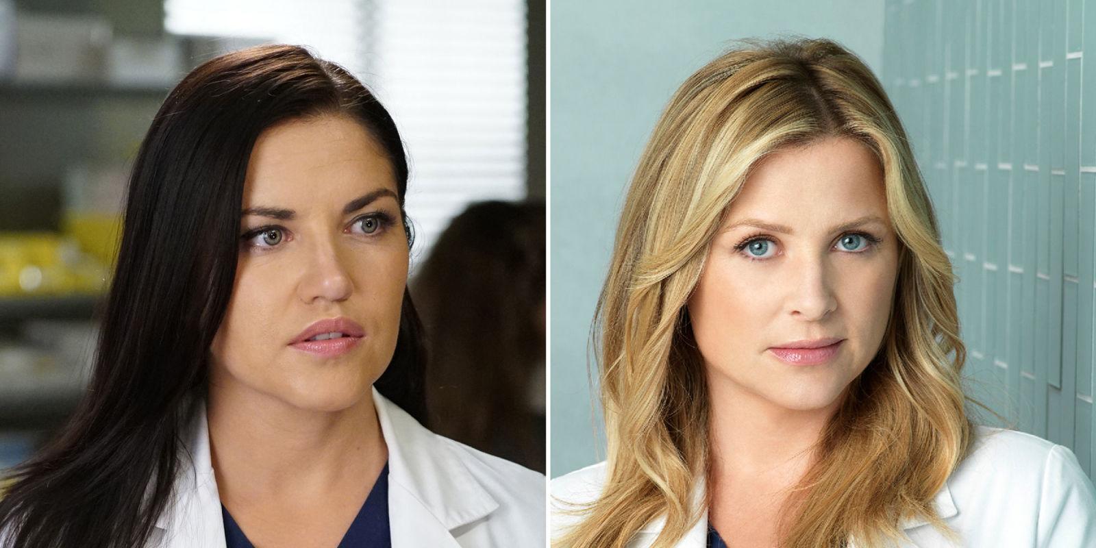 Grey\'s Anatomy is saying goodbye to Arizona\'s love interest Eliza ...