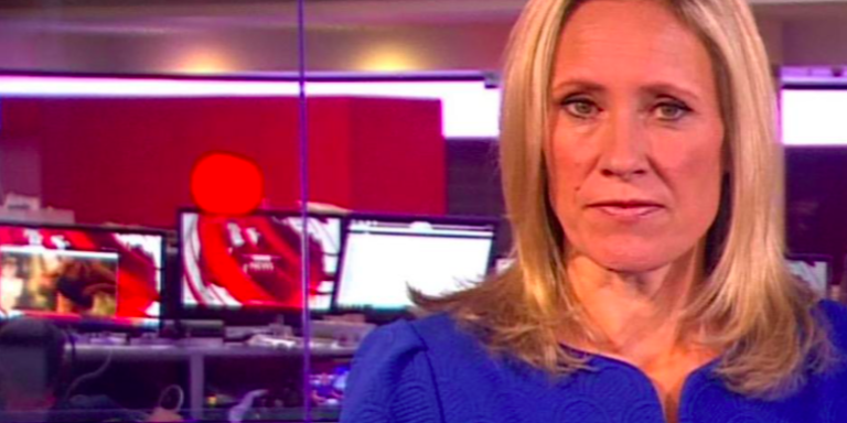 bbc news at ten accidentally shows breasts live on air