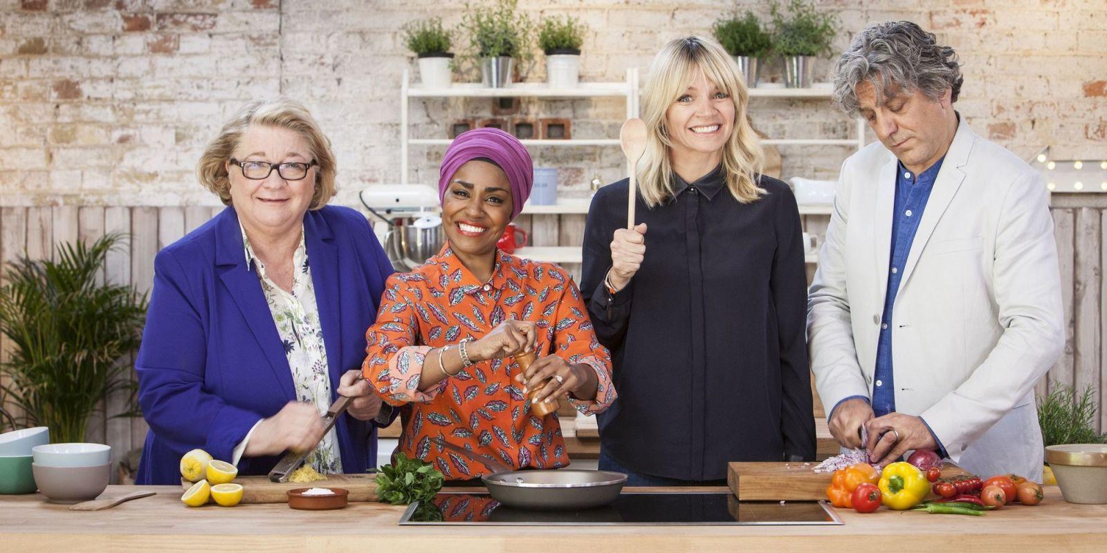 Celebrity Cooking Showdown - Is Celebrity Cooking Showdown ...