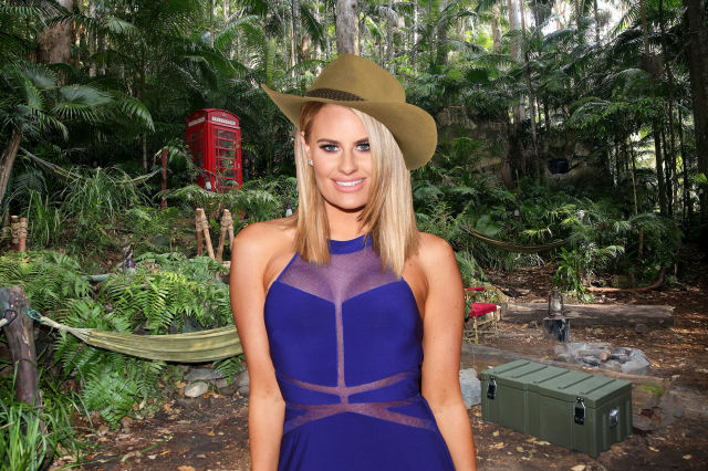 Danielle Armstrong, Im A Celebrity Get Me Out Of Here! 2017
