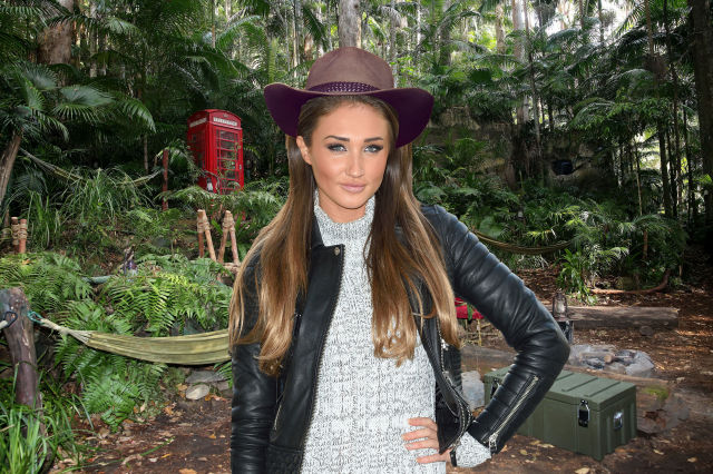 Megan McKenna, Im A Celebrity Get Me Out Of Here! 2017