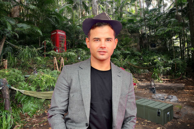 Ryan Thomas, Im A Celebrity Get Me Out Of Here! 2017