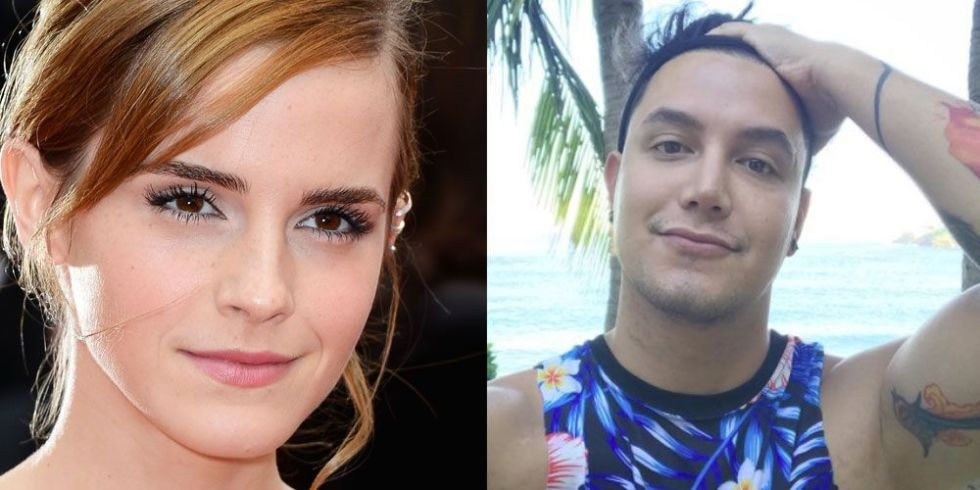Watch this male Instagram star morph into Emma Watson