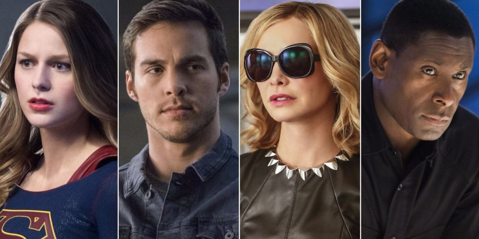 Spoilers For Supergirl Season From The Legion Of Superheroes - 18 then and now photos of your favourite on screen superheroes