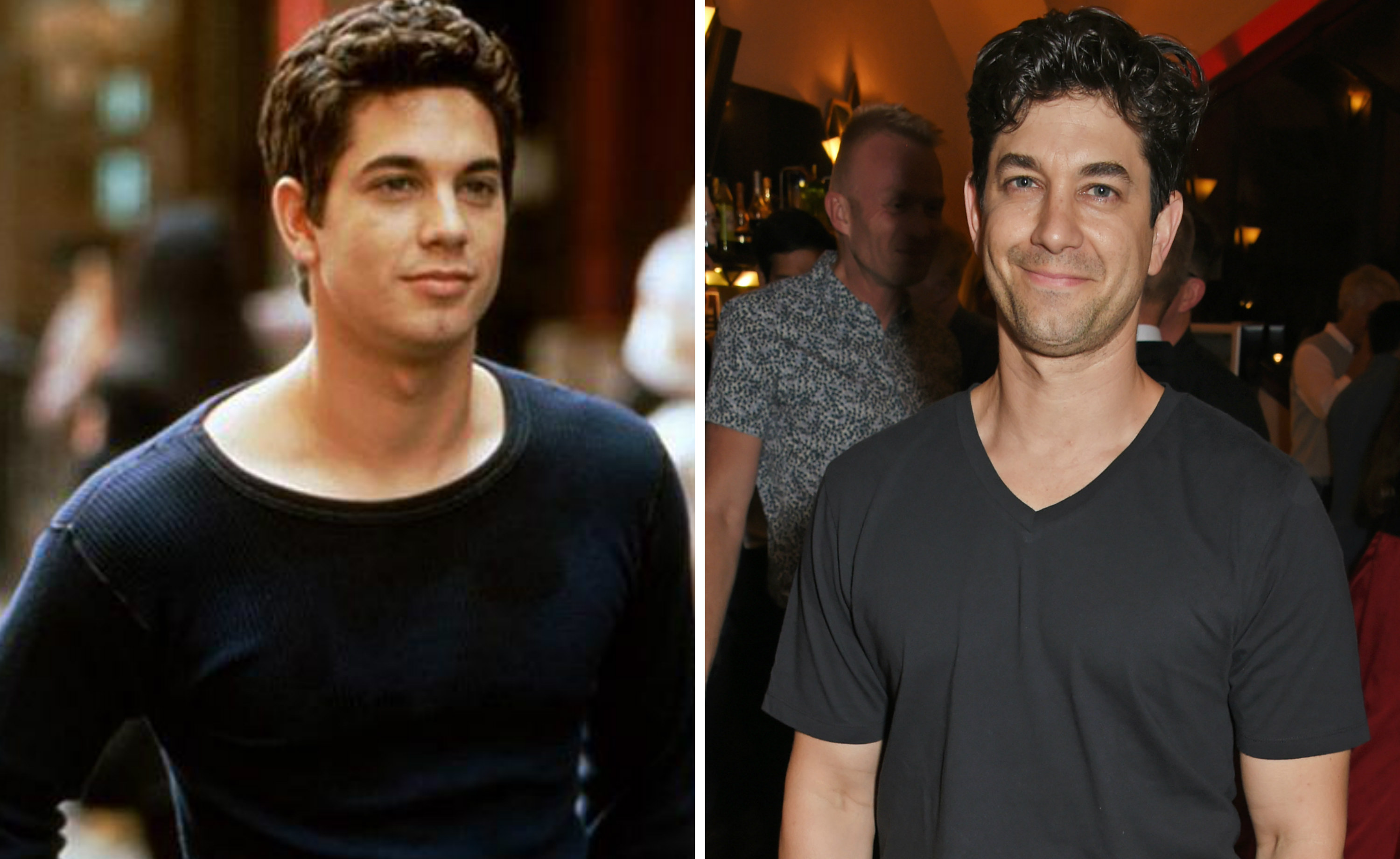 A Star Of The West End Stage Adam Garcia Hot Footed From Saturday Night Fever To Coyote Ugly As Violets Love Interest Kevin