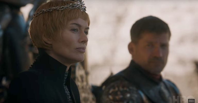 Game of Thrones season 7 finale: Cersei and Jaime Lannister