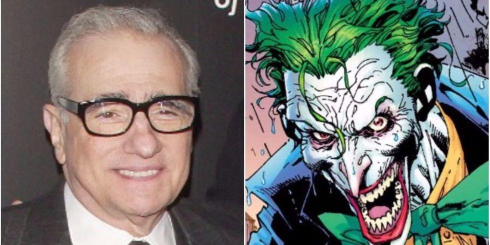 martin scorsese in talks to produce origin story for batman villain