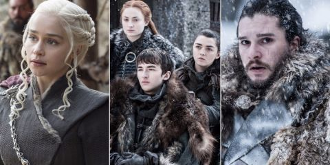 Game of Thrones season 8 set for epic episode as 'Battle of the ...