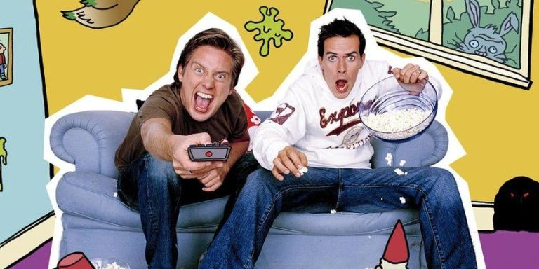 Dick and dom in da bunglo