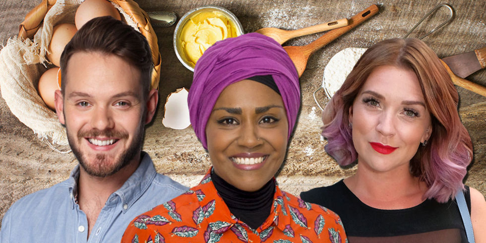 All The Great British Bake Off Winners Where Are They Now - 3 british guys car show