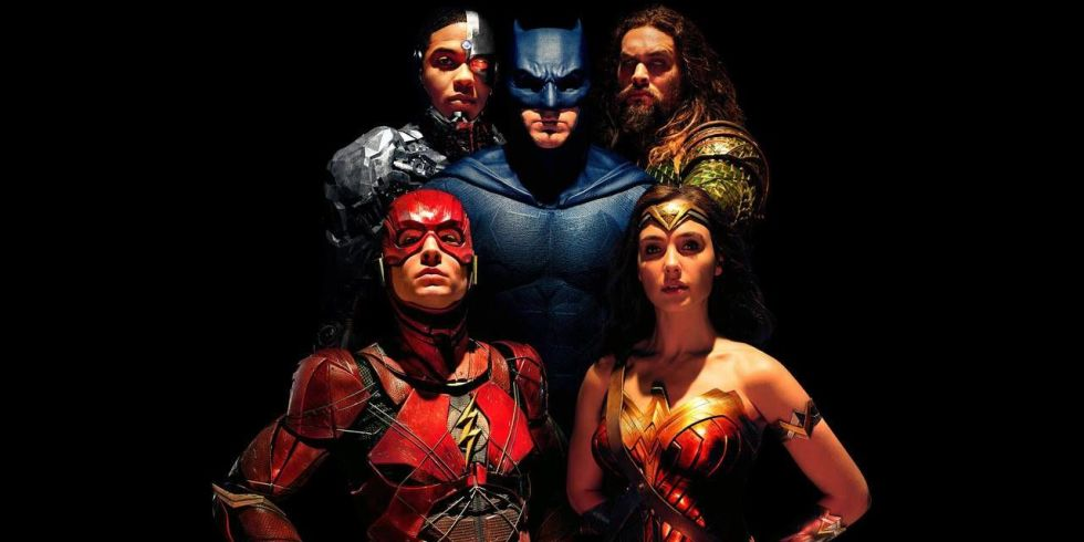 justice league movie cast trailer release date plot and everything you need to know - 12 Dates Of Christmas Trailer