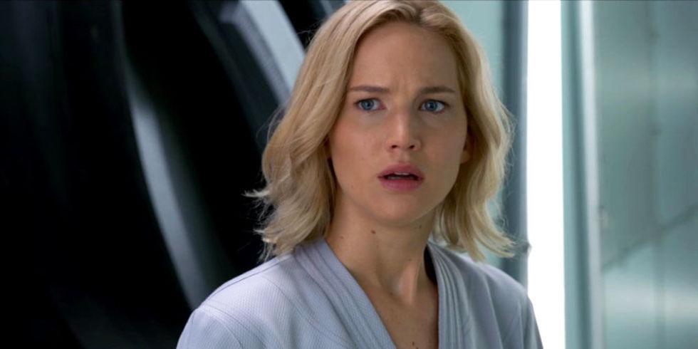Jennifer Lawrence once... Passengers Jennifer Lawrence Imdb