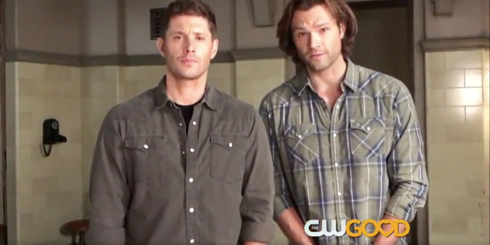 Vic top male celebrity fakes jensen ackles fake