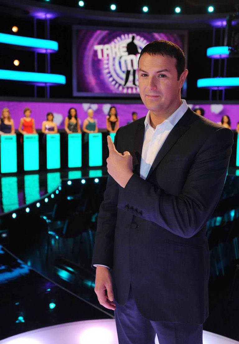 Paddy mcguinness dating show