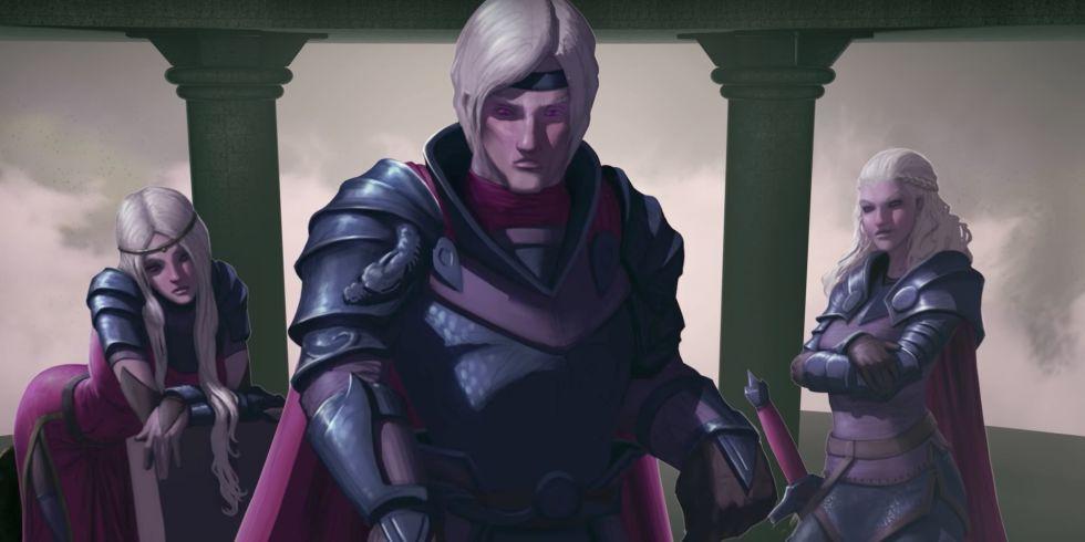 Game of Thrones: A Conquista e a Rebelião – Uma História Animada Sobre os Sete Reinos Legendado Online