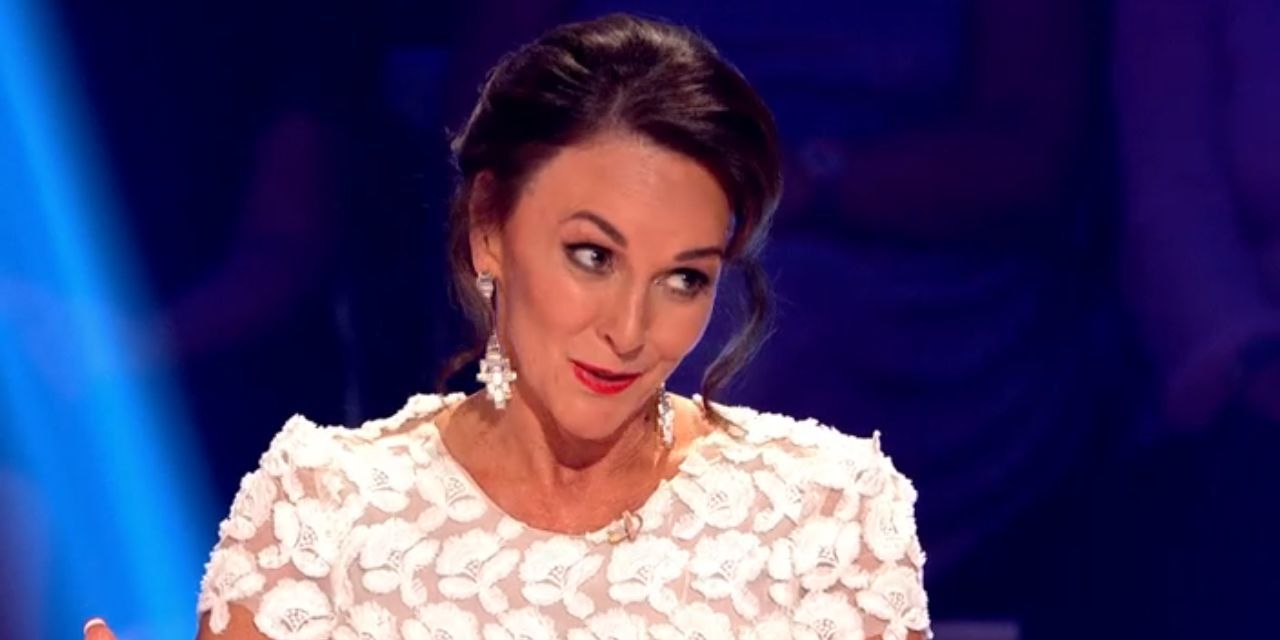 Strictly Come Dancing's Shirley Ballas reveals anxiety battle