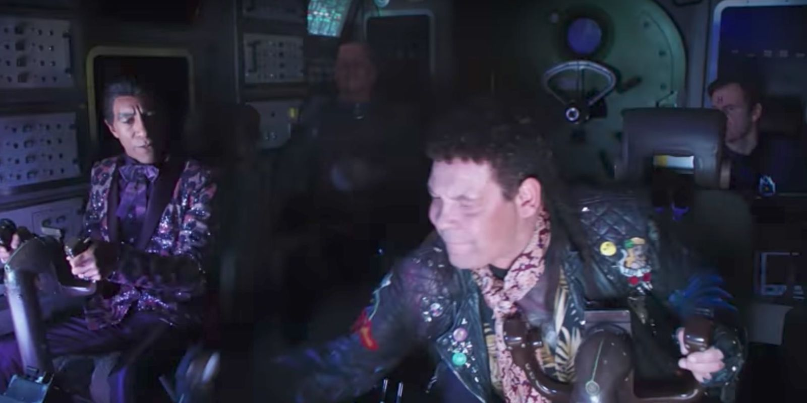 Red Dwarf season 12: Craig Charles, Chris Barrie and the ...