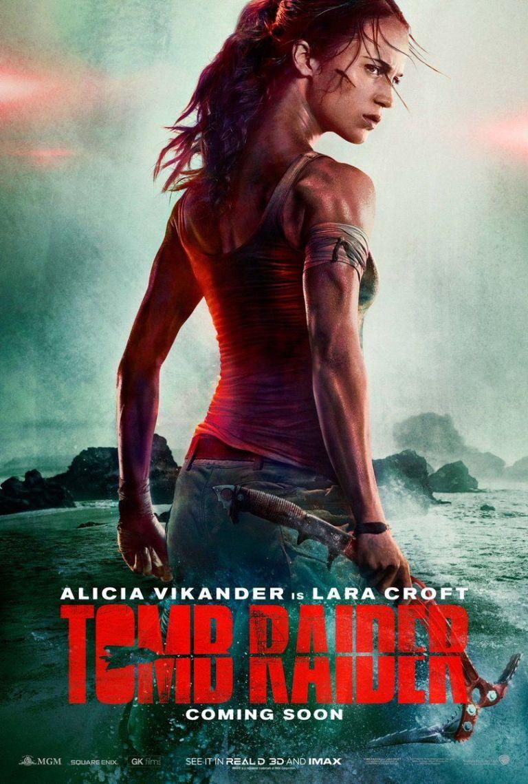 ผลการค้นหารูปภาพสำหรับ tomb raider poster