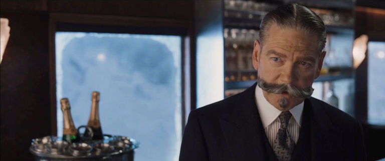 Kenneth Branagh, Murder on the Orient Express