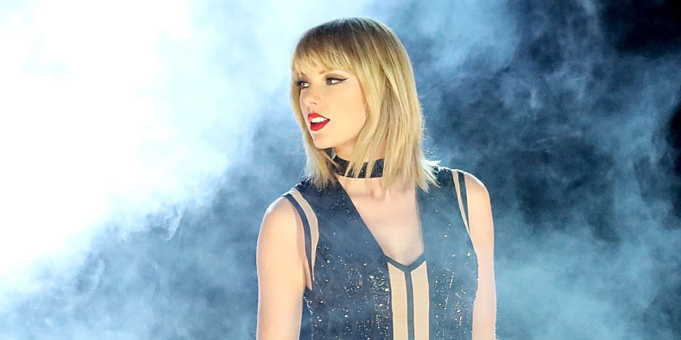 Taylor Swift Is Being Sued Over The Lyrics To 'Shake It Off'