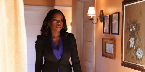 The how to get away with murder midseason finale may have out viola davis how to get away with murder ccuart Choice Image