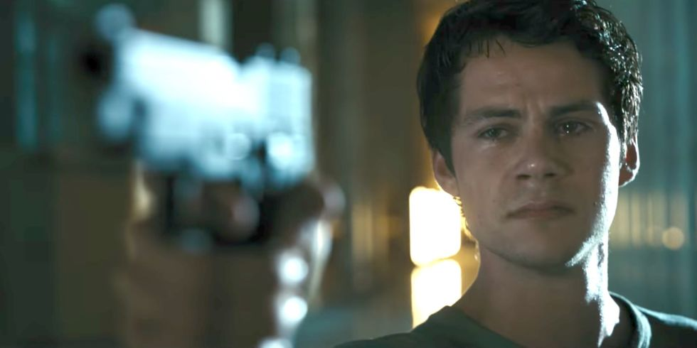 Image result for the death cure trailer