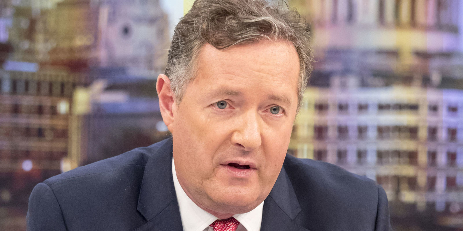 Piers Morgan Confirms Break From Good Morning Britain Quot I