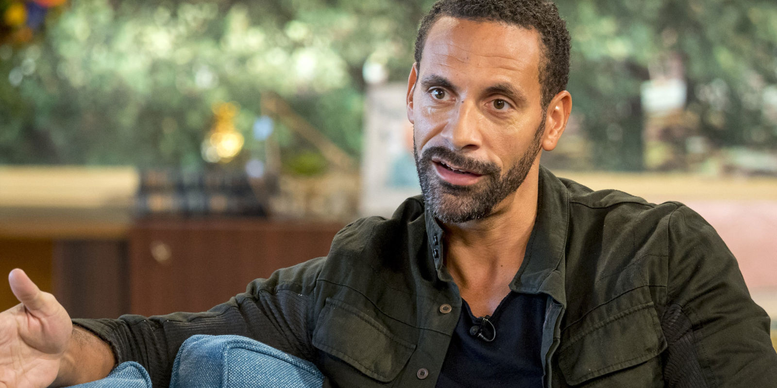 Rio Ferdinand opens up about relationship with TOWIE s Kate Wright