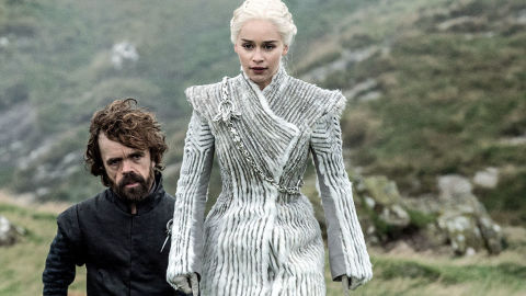 "Game of Thrones season 8 contains a ""brutal"" and epic battle with White Walkers that took MONTHS to film"