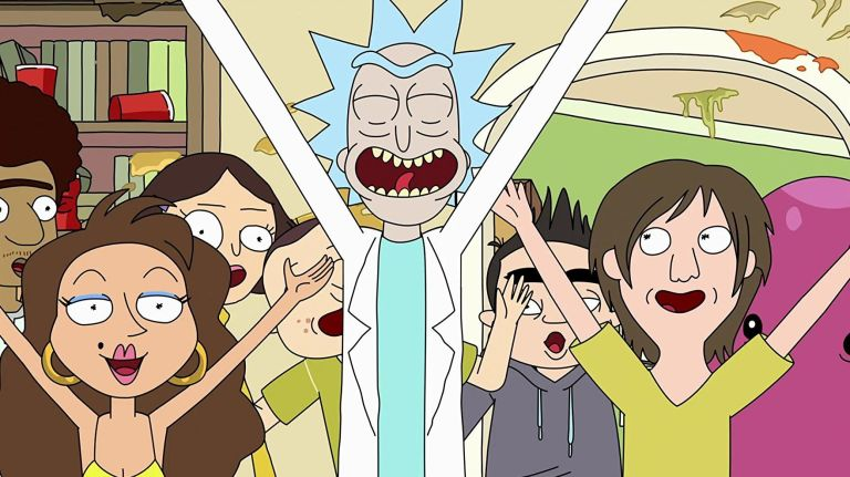 rick and morty season 4 release