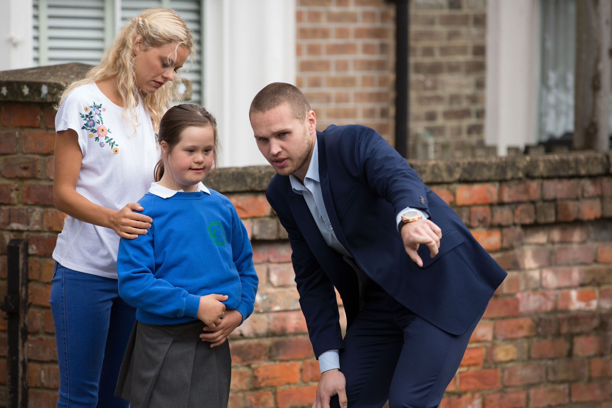 EastEnders Max Branning accused of shock attack on Bobby Beale
