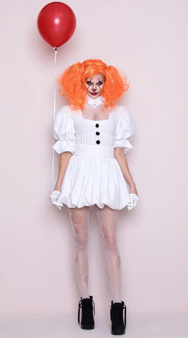 Хотите приобрести сексуальный костюм клоуна Пеннивайза?
