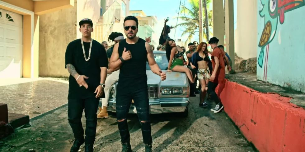 Despacito most watched youtube video ever with 4 billion plays daddy yankee and luis fonsis despacito stopboris Choice Image