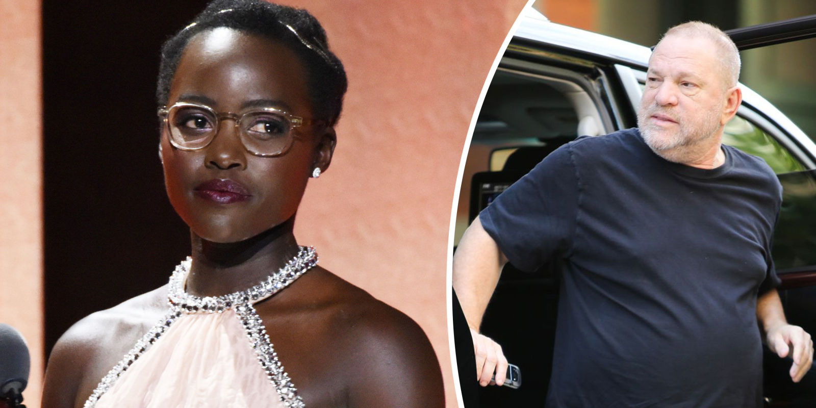 Harvey Weinstein responds to Lupita Nyong'o accusations