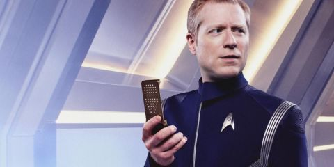 star trek discovery stamets anthony rapp - When Does Star Trek Discovery Resume
