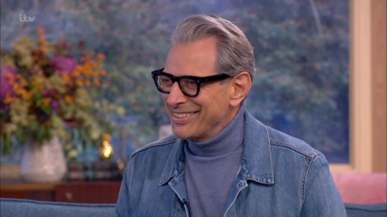 jeff goldblum instagram
