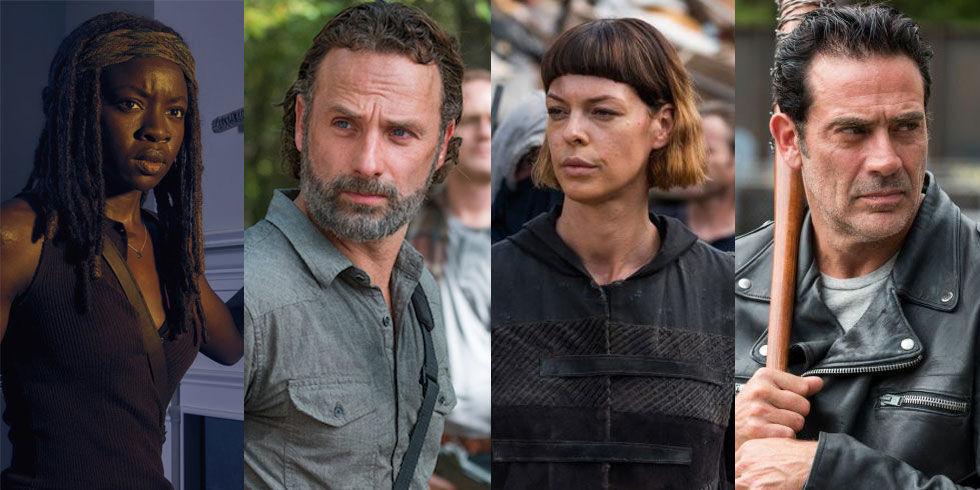 The Walking Dead Season 8 Cast Filming Premiere Date Spoilers