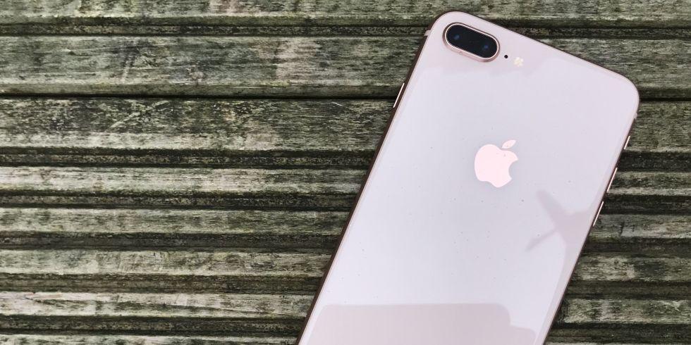 Apple IPhone 8 Plus Smartphone Gold