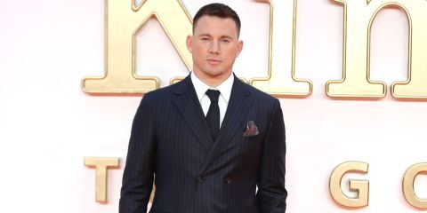 """Channing Tatum is ready to """"go back to work"""" after a quiet year"""