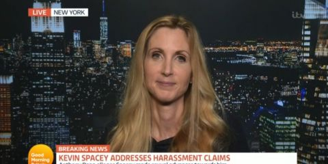Good Morning Britain viewers 'disgusted' after Harvey Weinstein scandal is described as 'fun' by Ann Coulter
