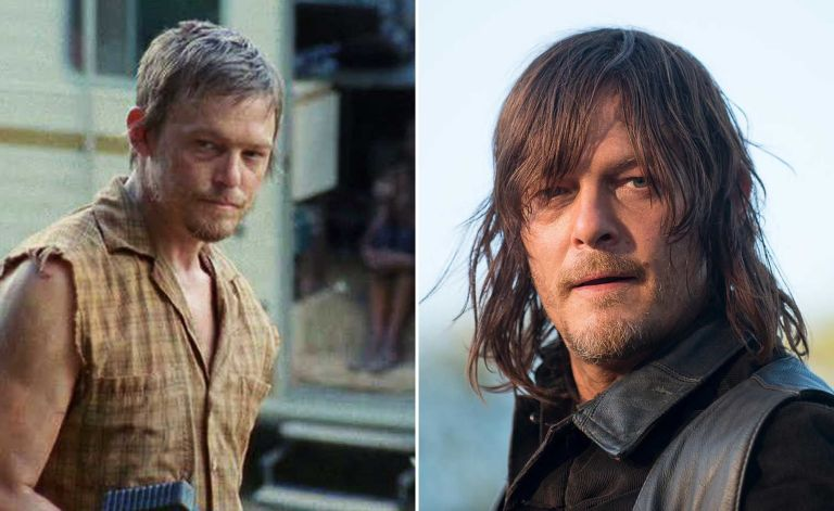 How The Walking Dead Cast Have Changed Since Their First Appearance