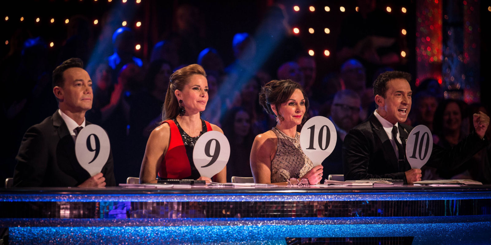 Pictures of strictly come dancing judges