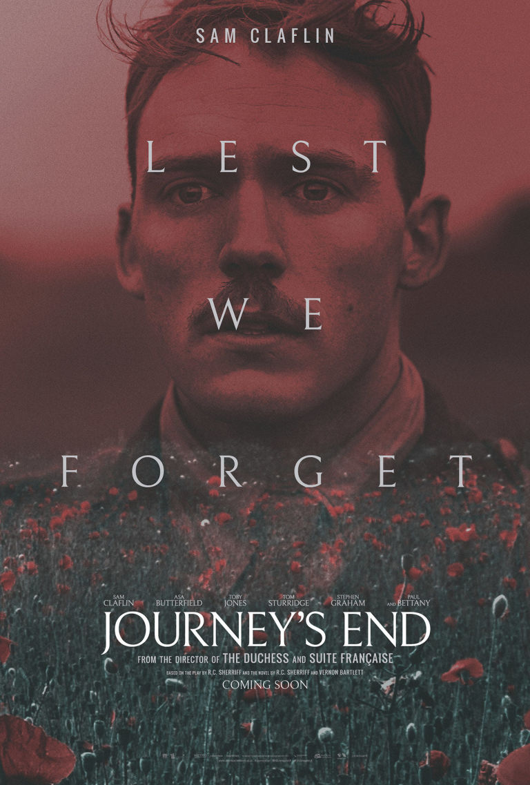 Resultado de imagen para journey's end movie poster